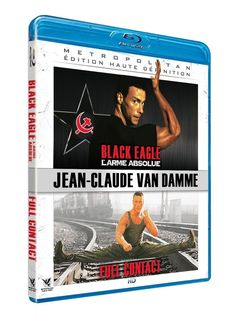 Black Eagle - L arme absolue + Full Contact - BLU-RAY NEUF