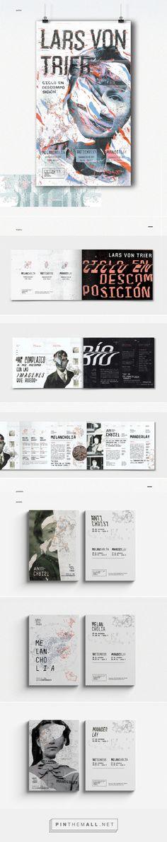Lars Von Trier | Ciclo de cine on Behance... - a grouped images picture - Pin…