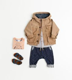 Acheter le look - Bébé garçon (3 mois - 3 ans) - ENFANTS | ZARA Canada