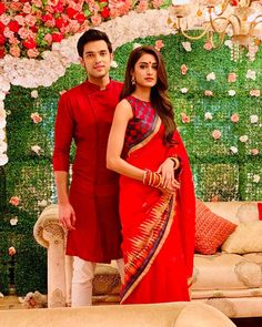 EXCLUSIVE: Erica Fernandes says, 'Parth is going through a tough time, STOP dragging him in baseless nonsense' Bollywood Outfits, Bollywood Fashion, Bollywood Girls, Kurta Designs, Blouse Designs, Erica Fernandes, Swag, Cute Celebrities, Bollywood Celebrities