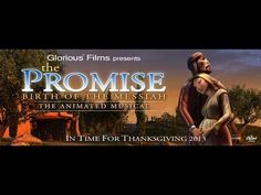 The Ancient Promise - Official Movie Trailer of The Promise: Birth of the Messiah (HD)