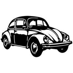 Volkswagen, Car Vector, Trailers, Shirt Print Design, Car Drawings, Animal Coloring Pages, Silhouette Art, Stencils, Vw Beetles