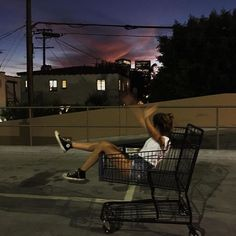 Basic white girl takes basic tumblr pic w basic sunset