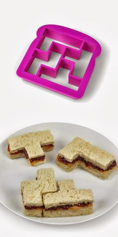coolest sandwich cutter
