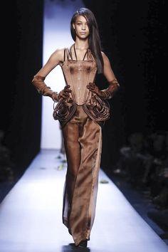 Jean Paul Gaultier - Couture - Spring Summer 2015 - Paris