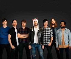 Maroon 5 Highly Anticipated 6th Studio Album 'Red Pill Blues' Out November 3