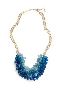 Tidal Crave Necklace | Mod Retro Vintage Necklaces | ModCloth.com