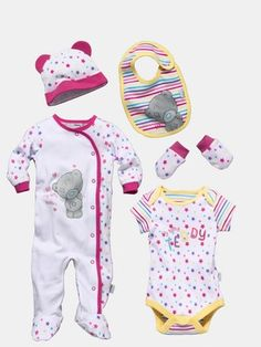 9aabc5450 7 Best Tatty Teddy baby clothes images