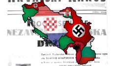 Falsifying history: The holocaust and Greater Albania Gypsy Men, Kids Labels, Best Positions, Alternate History, Historical Maps, Roman Catholic, Albania, World History, Coat Of Arms