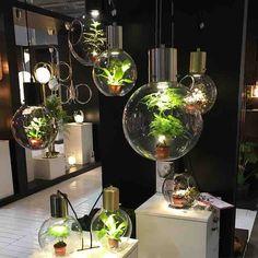 Vi elsker disse lampene fra @globenlighting  Her kan du dekorere inni lampene selv hva ville du hatt inni? God søndag   #lamper #belysning #interiør #interior123 #nordiskehjem #lightupno