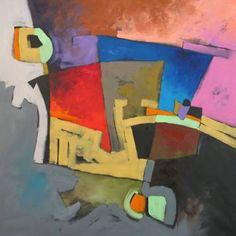 "Saatchi Art Artist Linda Monfort; Painting, ""Forever Searching"" #art"