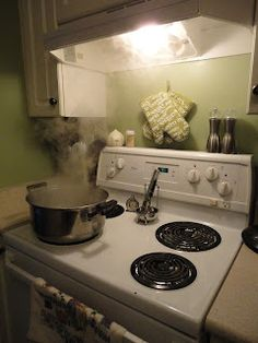 How To: Clean your entire stove & oven.