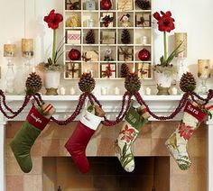 These cubes are awesome! Check out the blog for more ideas today! and more Christmas fun everyday until the 25th! :)