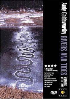 Andy Goldsworthy's Rivers & Tides Gaiam http://www.amazon.com/dp/B0002JL9N6/ref=cm_sw_r_pi_dp_ARnmub0YYM3A8