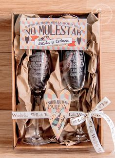 Lola Wonderful_Blog: Packs coktail - Copas talladas con diseños personalizados