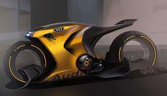 Futuristic Motorcycle, Futuristic Cars, Motorcycle Bike, Concept Motorcycles, Custom Motorcycles, Custom Bikes, Custom Bike Helmets, Motorbike Design, Top Luxury Cars