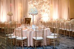 WedLuxe– Hilary + Christopher | Photography by: Blush Wedding Photography Follow @WedLuxe for more wedding inspiration!