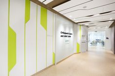 Singapore's commercial interior design company, Kyoob-id, has completed an interior design project for the healthcare facilities of a renowned public hospital. The facilities that were designed include the Orthopaedic Sports and Joint Centre, the Health Assessment Centre, and the Diagnostic Radiology Centre.