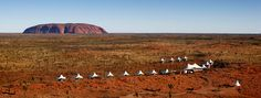 Longitude 131°, Luxury Wilderness Camp, Ayers Rock (Uluru), Australia, Voyages Indigenous Tourism Australia