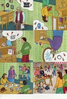 folyamatkártyák/láncmesék - Kollár Orsi - Picasa Web Album Sequencing Pictures, Sequencing Cards, Story Sequencing, Sequencing Activities, Picture Composition, Personal Narratives, Visual Learning, Hidden Pictures, Picture Story