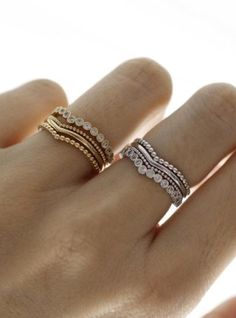 4 layered ring!!!