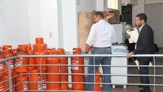 Pro Consumidor Retira 34 Cilindros De Gas Ponían En Riesgo Seguridad De Consumidores