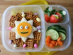 Spring Lunchboxes  Great creative with lunchtime with 5 fresh meals your kids will happily eat.