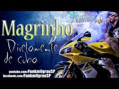 Mc Magrinho - Diretamente de Cuba, Cú Balança [MUSICA NOVA LANÇAMENTO 2013]
