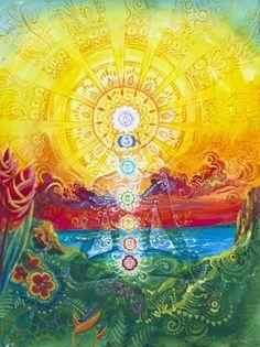 @solitalo Como hemos dicho en anteriores ocasiones, los chakras son centros energéticos ubicados a lo largo y ancho de nuestros cuerpos energéticos. A través de ellos recibimos e irradiamos energía…