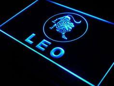 Best match zodiac sign for leo Leo Zodiac, My Zodiac Sign, Astrology Zodiac, Leo Sign, Neon Light Signs, Making Waves, Neon Lighting, Led, Lights