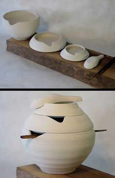 Pho Tableware by Omid Sadri