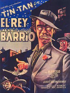 El Rey del Barrio by Ernesto Chango Cabral