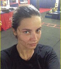 Adriana Lima Without Makeup | Adriana Lima Without Makeup Natural