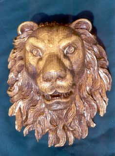 Oak Lions Head | by Chiltern Carving