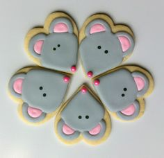 Diane's Cookies: There's a Mouse in the House. Just love these!