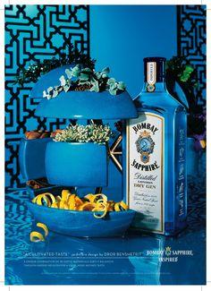 """A cultivated taste"" - Dror Benshetrit (Bombay Sapphire Inspired)"