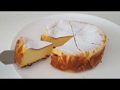 NEM liszt! NEM Olaj! Kevesebb kalóriát, de nagyon finom krémes joghurtos süteményreceptet # 287 - YouTube Custard Desserts, Cookie Desserts, Delicious Desserts, Cake Mix Recipes, Cheesecake Recipes, Dessert Recipes, Yummy Yoghurt, Yogurt, Pasta Cake