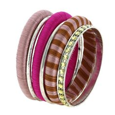 Colorful Indian Fashion Jewelry Pink Bangles Set for Women (MN-bangle_set_G4) ShalinIndia http://www.amazon.in/dp/B00GLLALCO/ref=cm_sw_r_pi_dp_yzFYtb1W2V0JT8YY