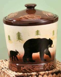 cookie jars | View All Rustic Canister Sets & Cookie Jars