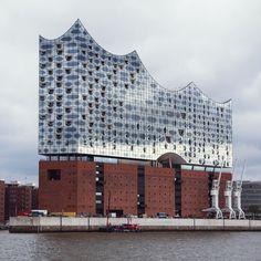 La Philharmonie de Hambourg : un incroyable défi !
