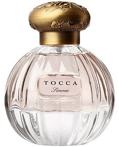 Simone Tocca perfume - a new fragrance for women 2014
