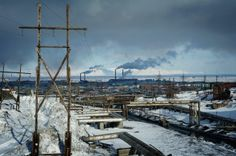 Scenes From The World's Northernmost Big City—A Polluted Hell On Earth, Norilsk, Siberia