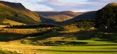 Gleneagles Golf Course.