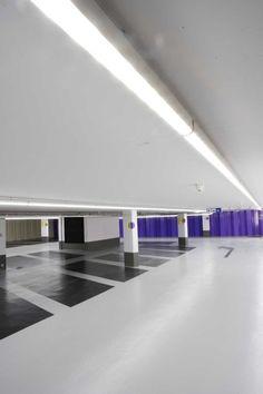 Tags: #interior #parking #linelighting #lijnverlichting