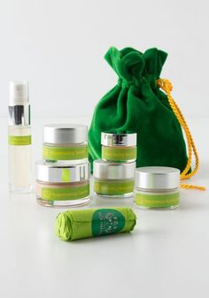 The Tata Harper beauty set... On a 1,200 acre Vermont farm, Tata manufactures 100% natural and non-toxic, premium skincare products. CLICK HERE to learn about her grand adventure.
