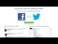 Facebook para Negócios - Como conectar o Facebook com o Twitter