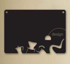 MagnetBoard - design 2  di Studio Sara Bergando.  http://www.clipit.it/product/scheda/110