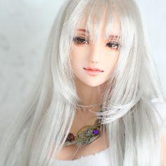 "★ and Rey ★ 1/6 custom doll head ""Kakeru"""
