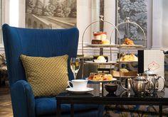 Afternoon Tea at Balmoral Hotel, Edinburgh