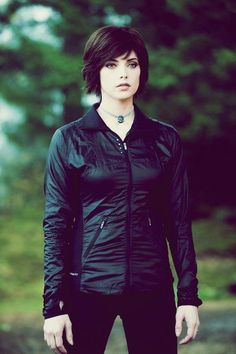 Ashley Green as Alice Cullen in Twilight ~ Pretty much the only worthwhile character and relationship. I also like Esme and Carlisle, but Alice is fun.
